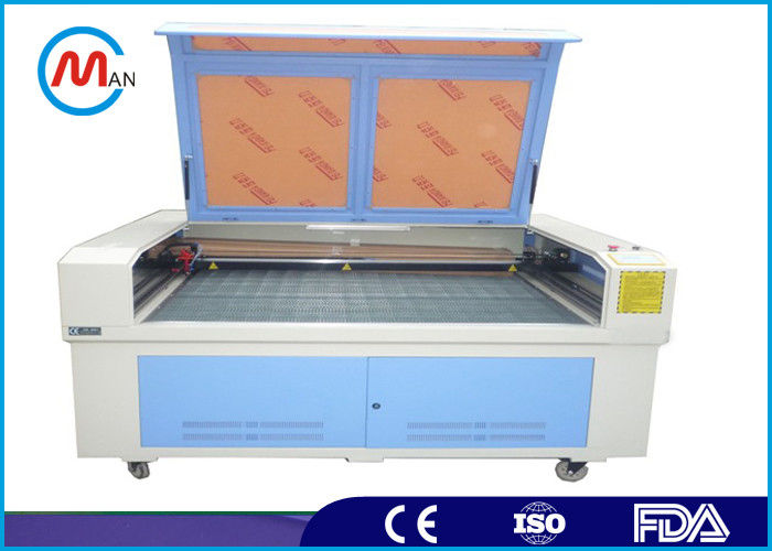 CNC CO2 Laser Cutting Machine , Desktop Fabric Laser Cutter