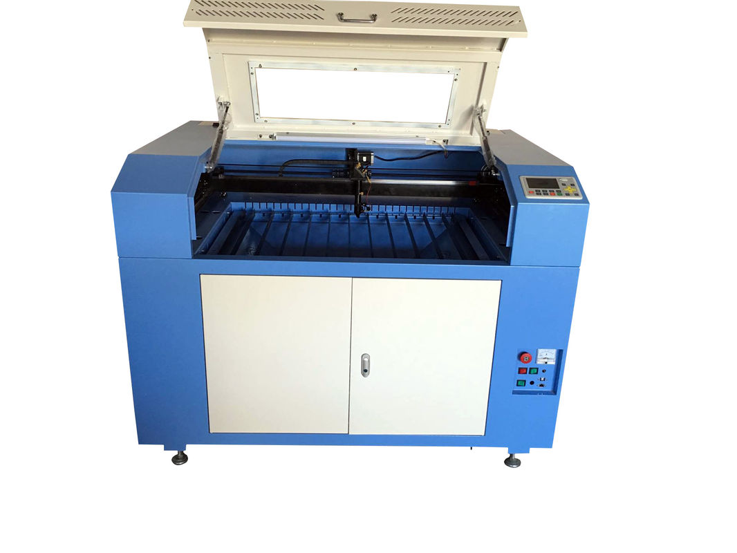 Water Cooled 6040 60W Stable CO2 Laser Engraving Machine 900*600mm Working Area