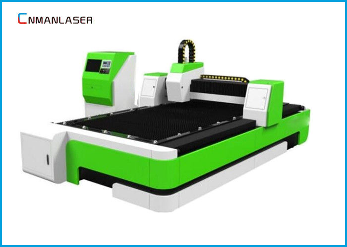 3015 1000w Cnc Metal Fiber Laser Cutting Machine With Water Cooling Sawtooth Table