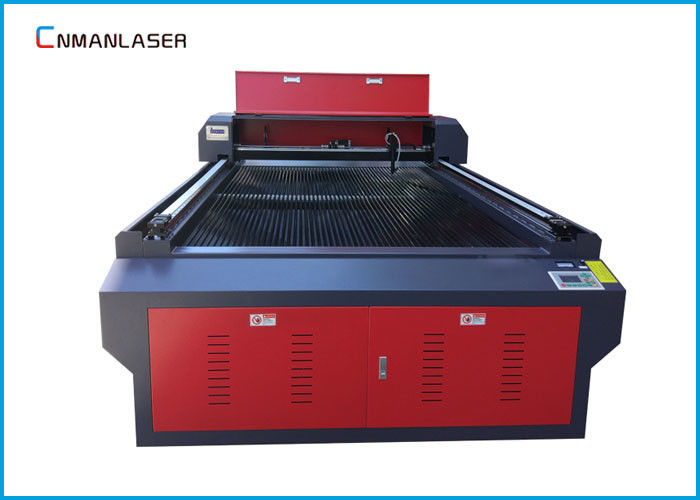 Water Chiller stainless steel carbon steel Cnc laser cutting machine With 1300*2500 mm