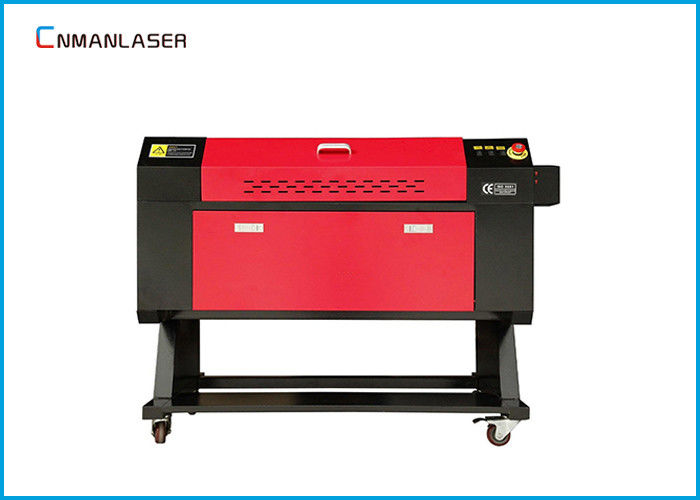 Portable 6040 80W CO2 Laser Engraving Cutting Machine For 6-8mm Acrylic Wooden Rubber