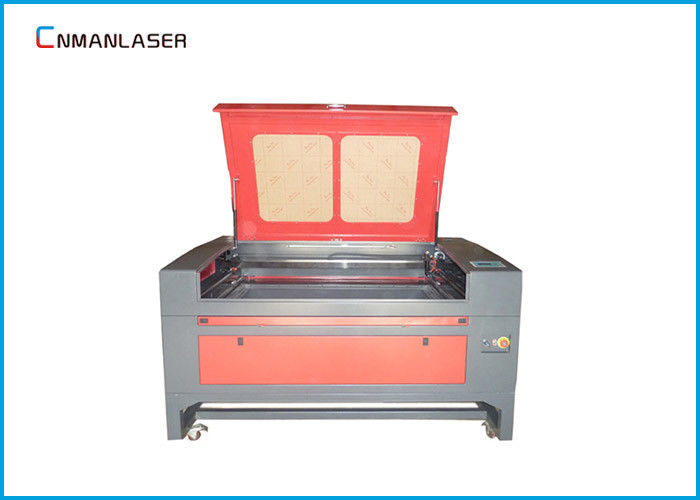 CO2 RECI 150W CNC Co2 Laser Cutting Machine Max 30mm Depth For Ceramic Glass Crystal